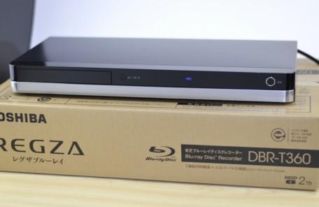 壊れたブルーレイレコーダー買取ました!東芝 DBR-T360 REGZA 2012年、ブルーレイレコーダーの買取はブルーレイレコーダー買取ジャパンまで!